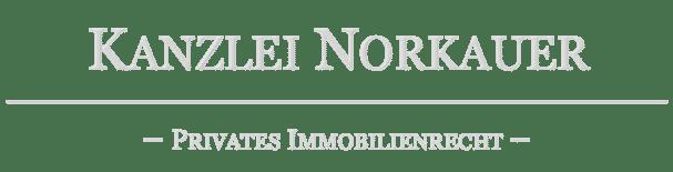 Immobilienjurist Felix Norkauer